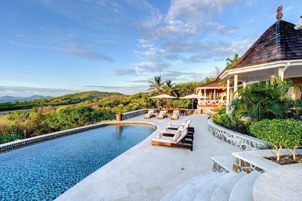 FISHER HOUSE, MUSTIQUE